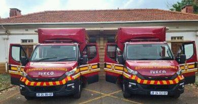 TSHWANE EMERGENCY SERVICES DEPARTMENT PROCURED SPECIALISED EMERGENCY AMBULANCE.